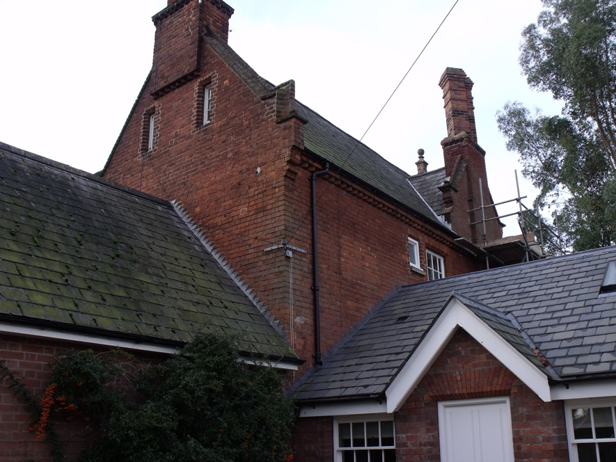 Victorian dwelling - before