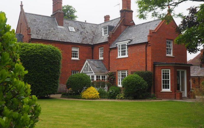 Architecture and Construction, Suffolk, Essex - Dedham