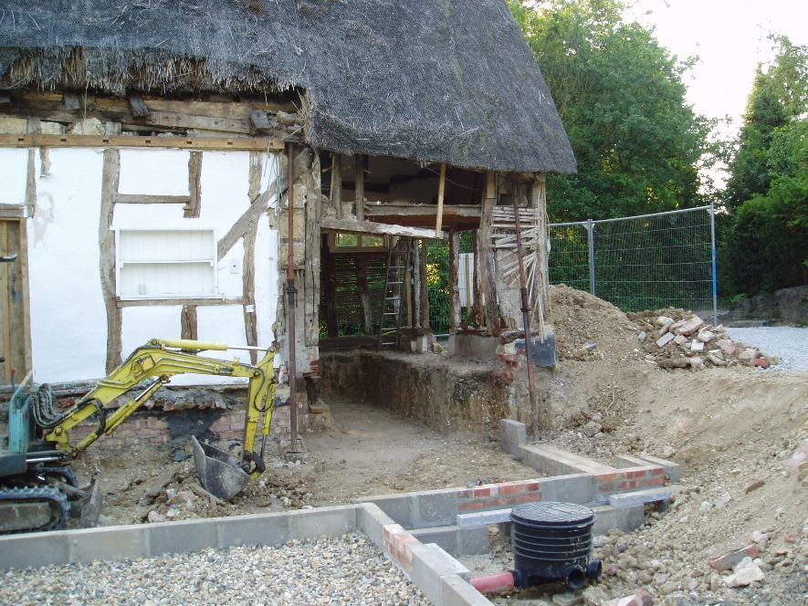 Architecture and Construction, Suffolk, Essex - Long Melford