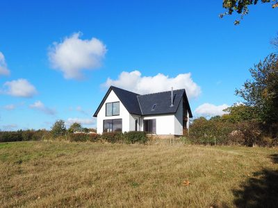 Modernization & extension of a 1960's bungalow to modern family home, Wiston, Nayland. Suffolk.