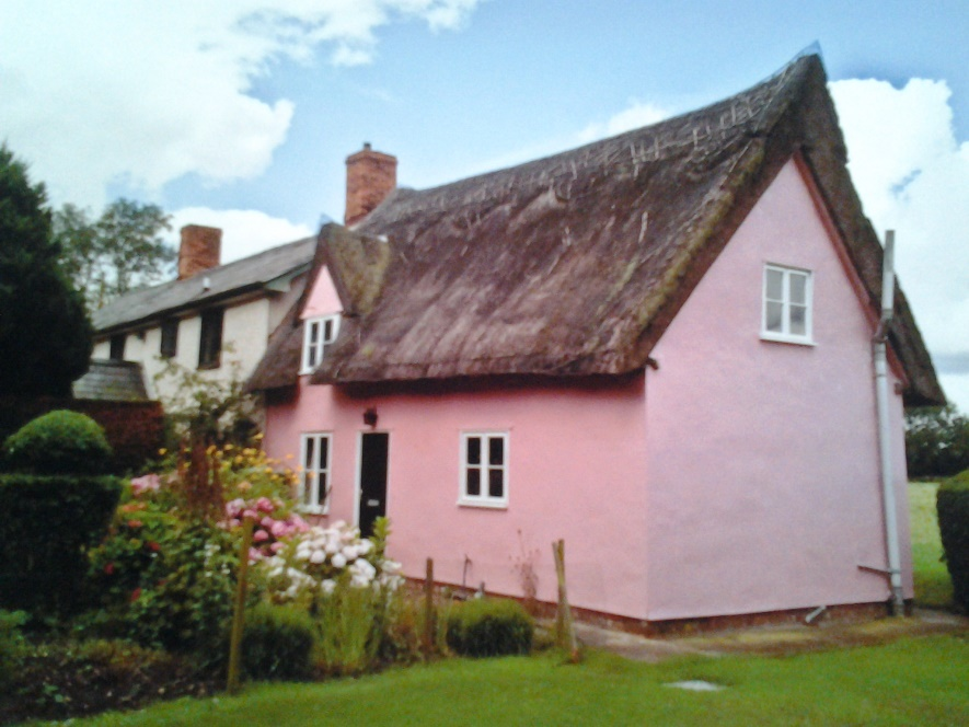 The original cottage
